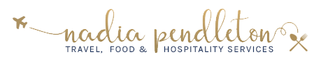 Nadia Pendleton - Logo